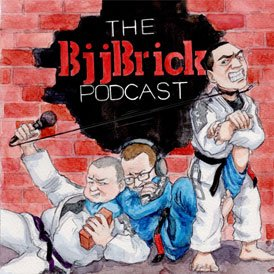 The BJJBrick Podcast Cover